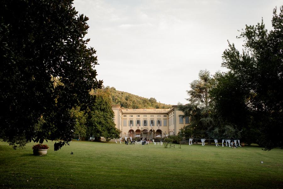 Villa Le Molina, San Giuliano Terme, Pisa