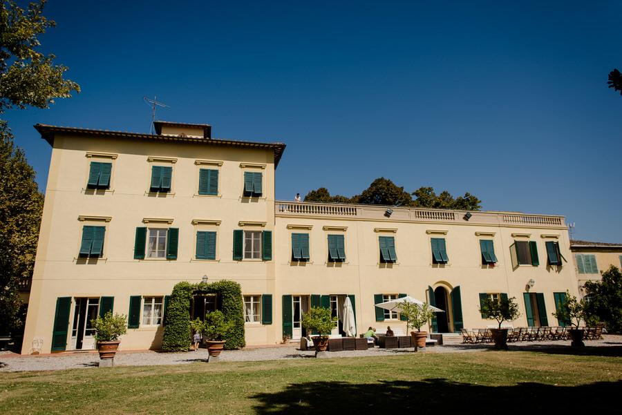 Villa Ravano, San Giuliano Terme, Pisa